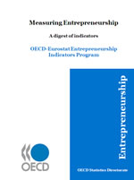 Cover OCDE-EUROSTAT entrepreneurship indicators
